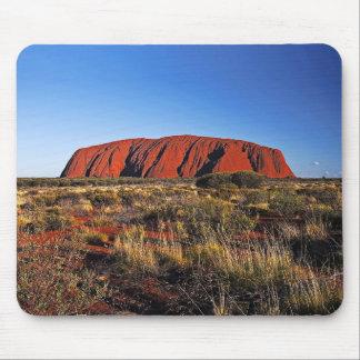 Uluru (roca) de Ayers, Australia Mouse Pads