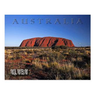Uluru (roca) de Ayers, Australia Postal