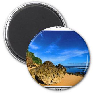 Uluwatu 2 Inch Round Magnet