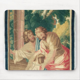 Ulysses accompanied by Telemachus Mouse Pad