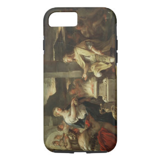 Ulysses and Calypso iPhone 7 Case