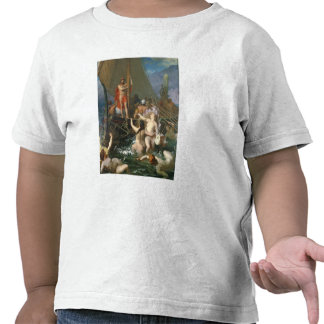 Ulysses and the Sirens 2 Tshirts