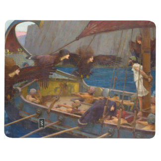 Ulysses and the Sirens by J.W. Waterhouse Journal