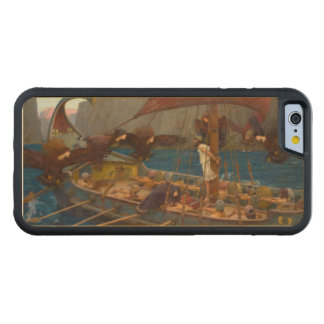Ulysses and the Sirens by John William Waterhouse Carved® Maple iPhone 6 Bumper