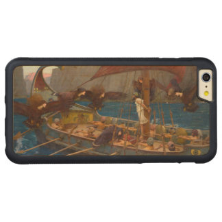 Ulysses and the Sirens by John William Waterhouse Carved® Maple iPhone 6 Plus Bumper Case