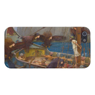 Ulysses and the Sirens by John William Waterhouse Case For iPhone SE/5/5s