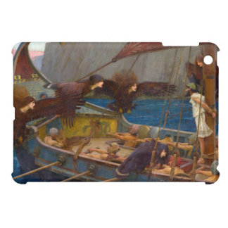 Ulysses and the Sirens by John William Waterhouse Case For The iPad Mini