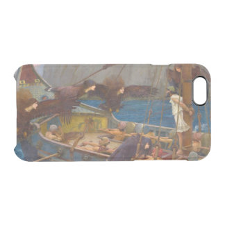 Ulysses and the Sirens by John William Waterhouse Clear iPhone 6/6S Case