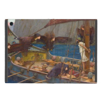 Ulysses and the Sirens by John William Waterhouse Cover For iPad Mini