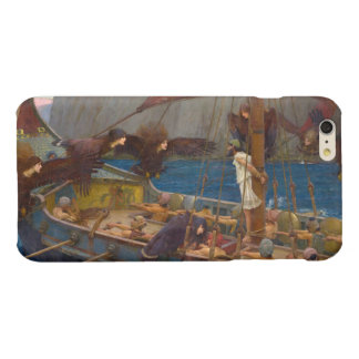 Ulysses and the Sirens by John William Waterhouse Glossy iPhone 6 Plus Case