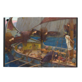 Ulysses and the Sirens by John William Waterhouse iPad Air Cases