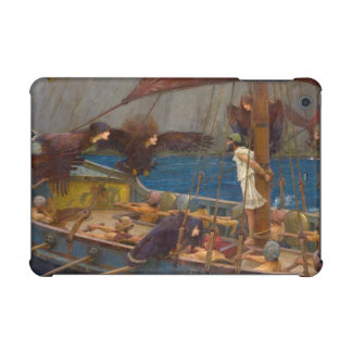 Ulysses and the Sirens by John William Waterhouse iPad Mini Covers