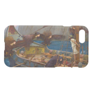 Ulysses and the Sirens by John William Waterhouse iPhone 7 Case