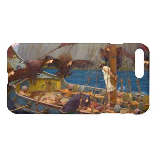 Ulysses and the Sirens by John William Waterhouse iPhone 7 Plus Case