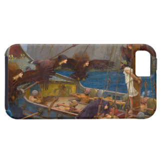 Ulysses and the Sirens by John William Waterhouse iPhone SE/5/5s Case