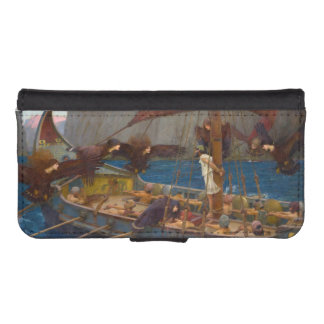 Ulysses and the Sirens by John William Waterhouse iPhone SE/5/5s Wallet