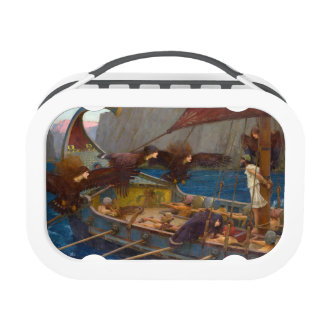 Ulysses and the Sirens by John William Waterhouse Lunchboxes