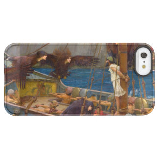Ulysses and the Sirens by John William Waterhouse Permafrost® iPhone SE/5/5s Case