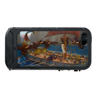 Ulysses and the Sirens by John William Waterhouse Waterproof iPhone SE/5/5s Case