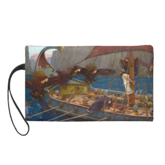 Ulysses and the Sirens by John William Waterhouse Wristlet