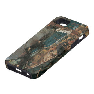 Ulysses and the Sirens by JW Waterhouse iPhone 5 Case