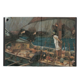 Ulysses and the Sirens by JW Waterhouse iPad Air Case