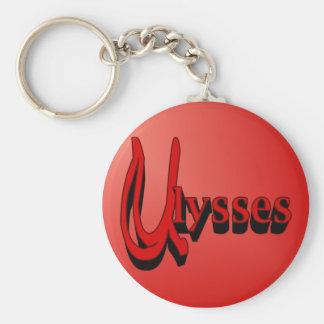 Ulysses Keychain