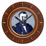 "Ulysses S. Grant 10.75"" Clocks"