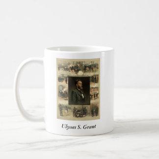 Ulysses S. Grant, 1885 Coffee Mug