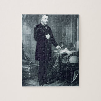 Ulysses S. Grant, 18th President of the United Sta Puzzle