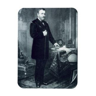 Ulysses S. Grant, 18th President of the United Sta Rectangular Photo Magnet