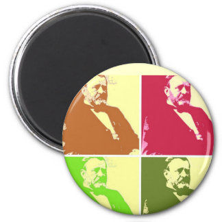 Ulysses S Grant 2 Inch Round Magnet