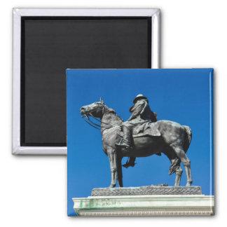 Ulysses S Grant 2 Inch Square Magnet