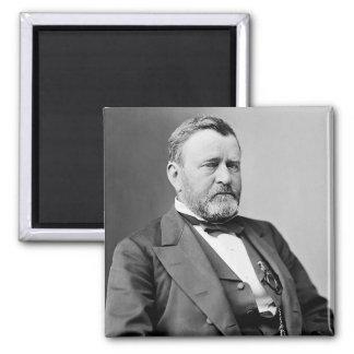 Ulysses S. Grant 2 Inch Square Magnet