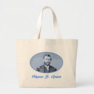 Ulysses S. Grant Jumbo Tote Bag