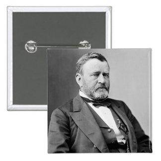 Ulysses S. Grant Button