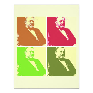 Ulysses S Grant Card