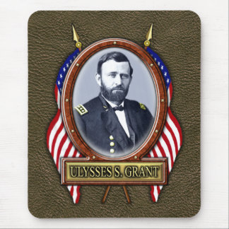 Ulysses S. Grant Civil War Mouse Pad