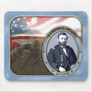 Ulysses S. Grant Civil War Mousepad