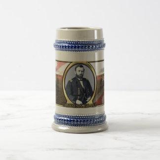Ulysses S. Grant Civil War Stein