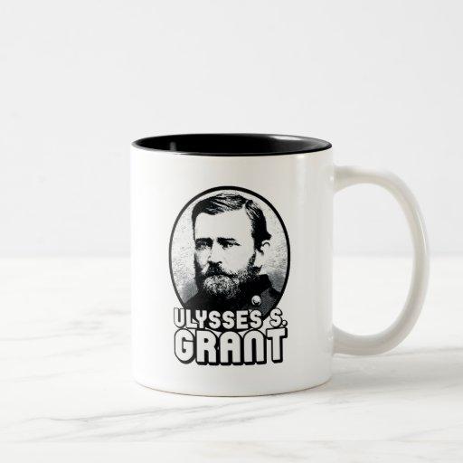 Ulysses S. Grant Coffee Mugs
