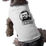 Ulysses S. Grant Dog Tee Shirt