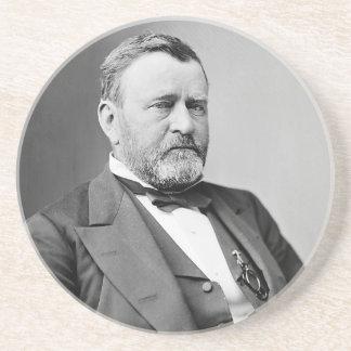 Ulysses S. Grant Drink Coaster