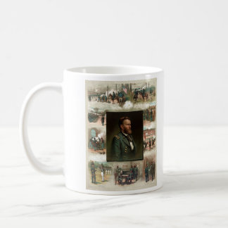 Ulysses S. Grant from West Point to Appomattox Coffee Mug