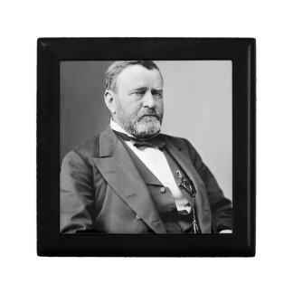 Ulysses S. Grant Keepsake Boxes