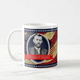 Ulysses S. Grant Historical Mug