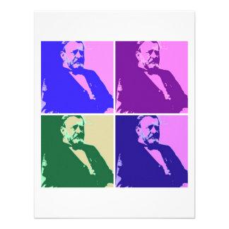 Ulysses S Grant Custom Announcement