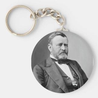 Ulysses S. Grant Keychain