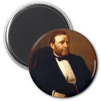 Ulysses S Grant Magnet