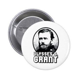 Ulysses S. Grant Pinback Button